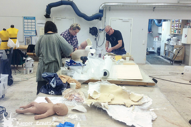 Baby making course