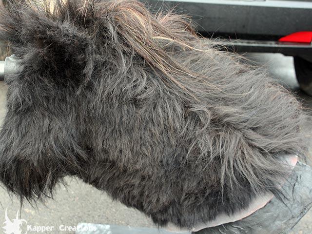 Pony neck
