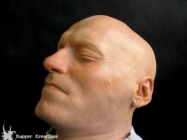 Fake head
