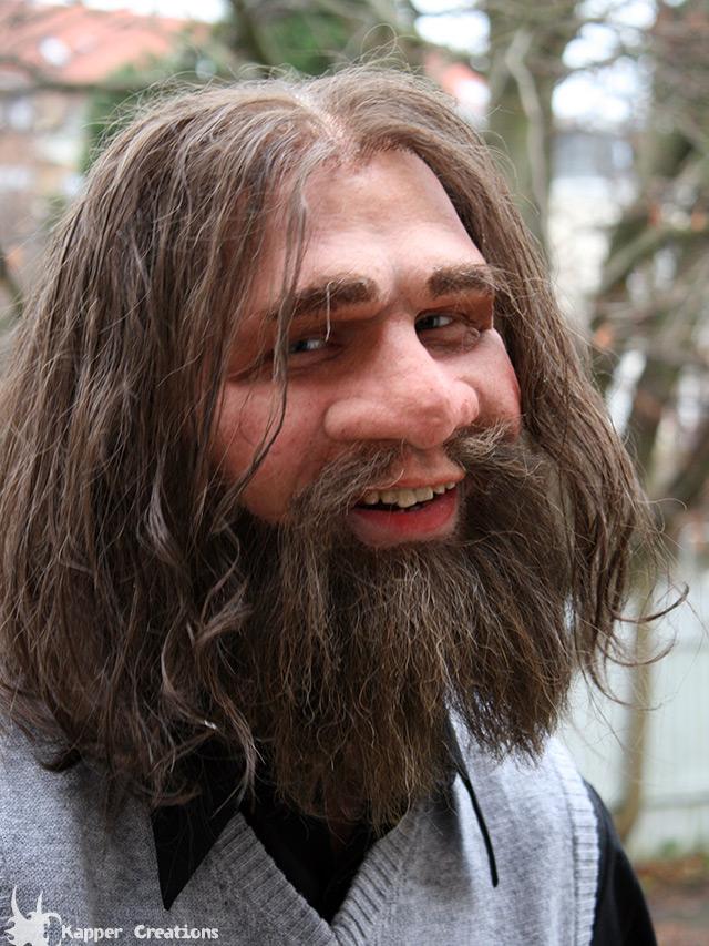 Caveman Hair : Caveman makeup mugeek vidalondon