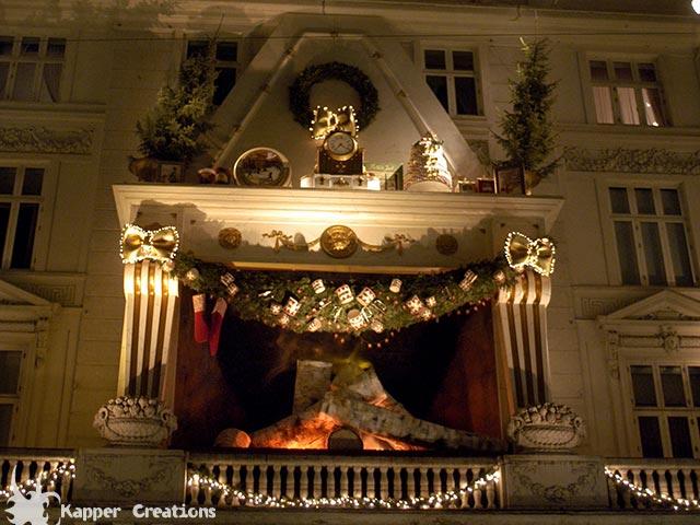 D`angleterre Christmas